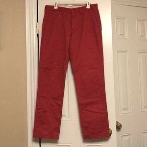Men's J.Crew urban slim pants